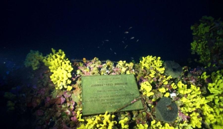 Затонувший корабль обнаружил Жак-Ив Кусто