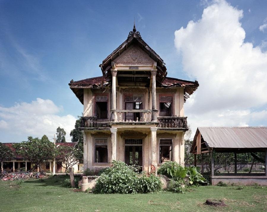 Вилла в Пномпене (Камбоджи)