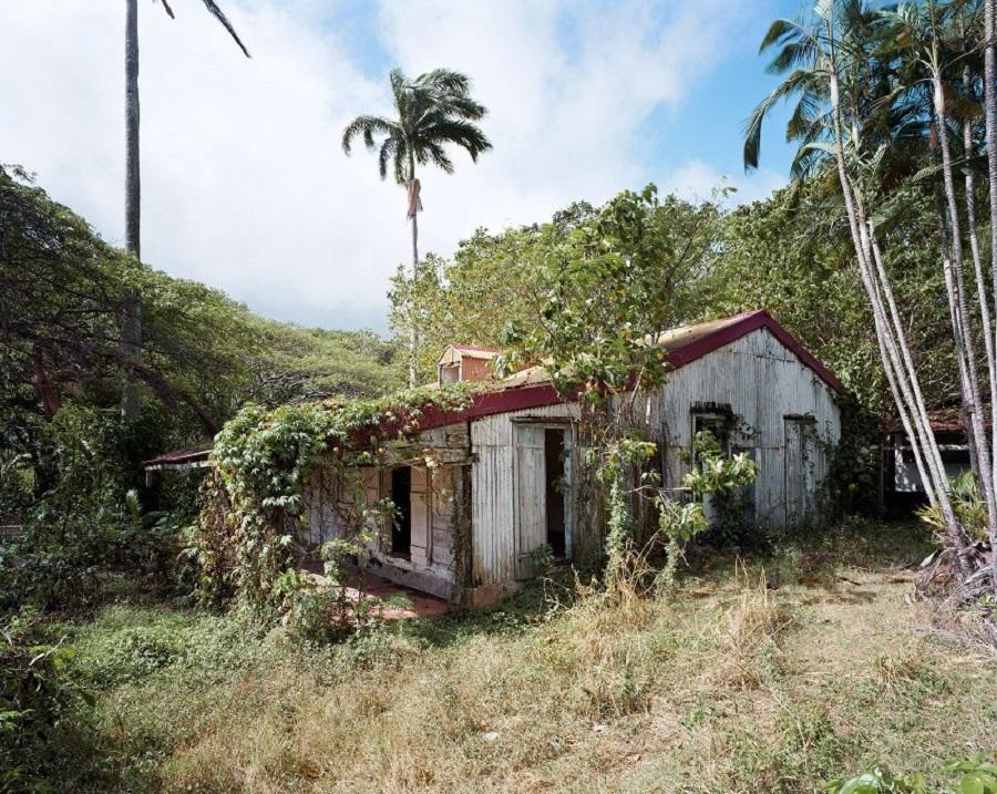 Дом надсмотрщика на сахарной плантации, Гваделупа