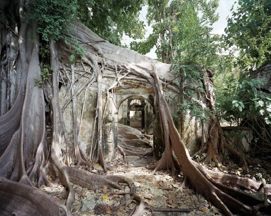 Тюрьма в городке Пети-Каналь (Гваделупа)