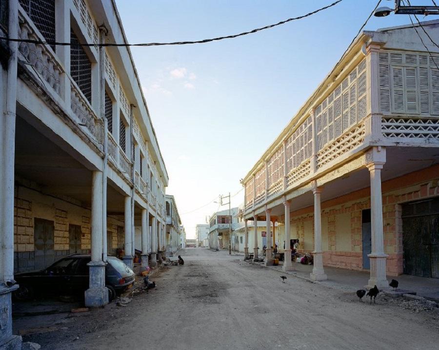 Улица Jules Ferry в Махадзанге