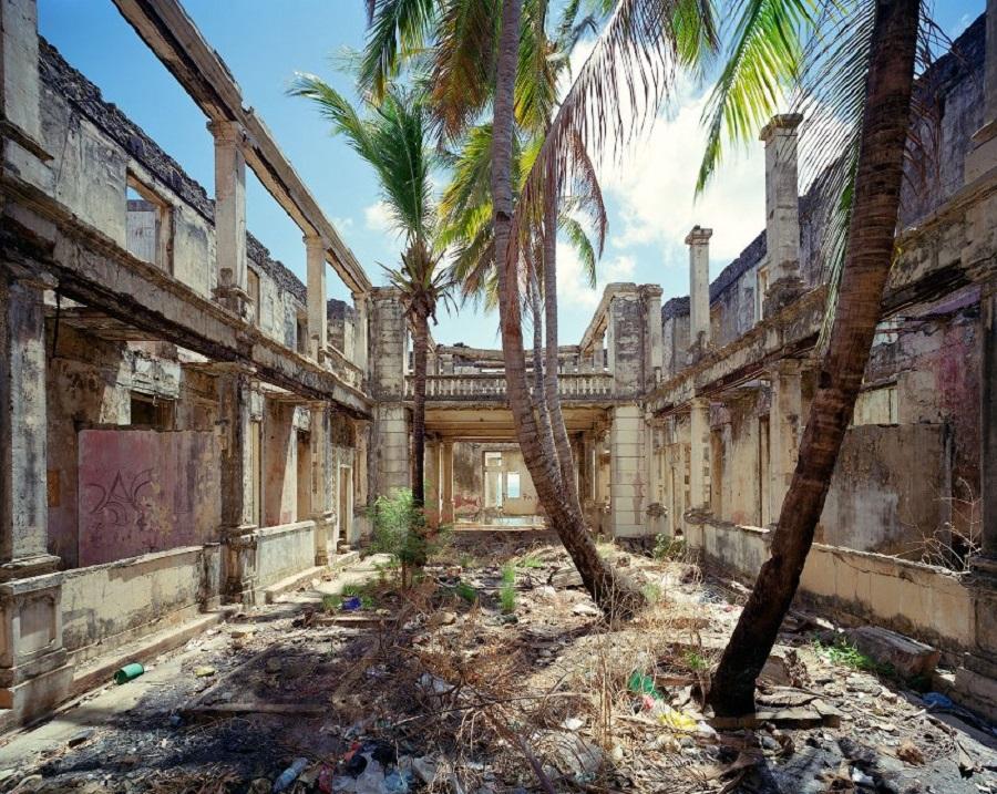 Гостиница Hôtel de la Marine на Мадагаскаре