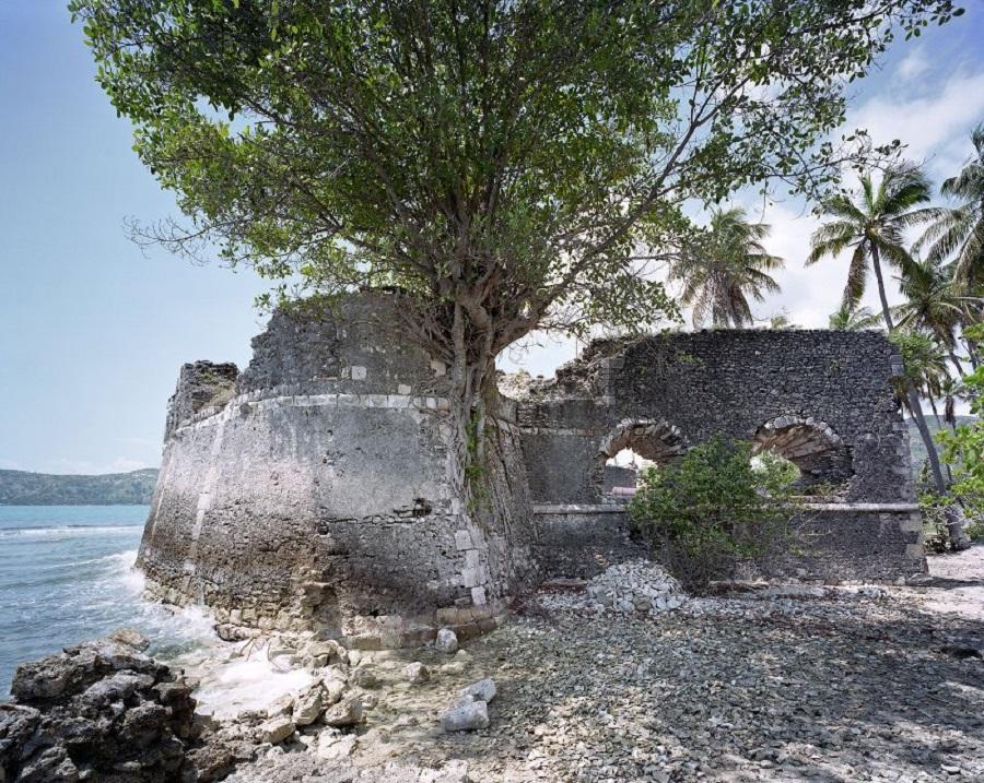 Форт Оливерс в городе Сен-Луи-дю-Сюд (Гаити)