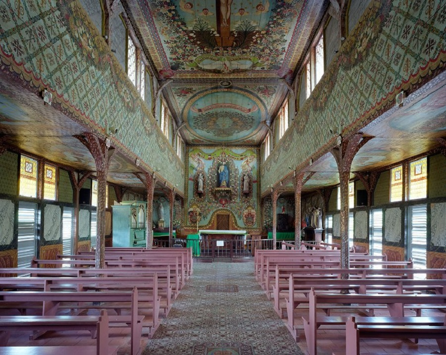 Церковь St. Joseph в Иракоубо (Гвиана)