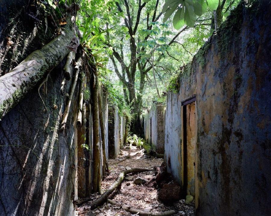Сен-Жозе - бывший остров-тюрьма