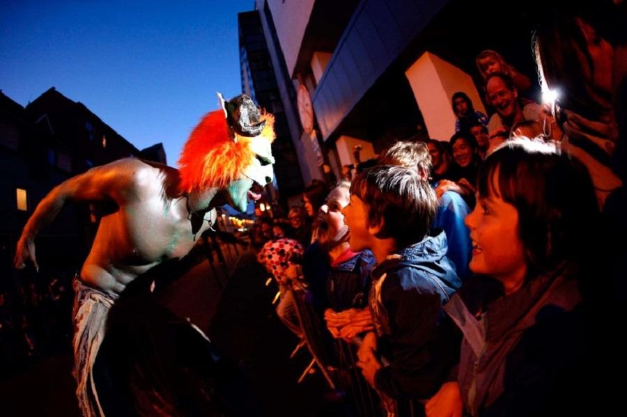 Хэллоуин в Ирландии