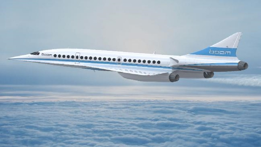 XB-1 Supersonic