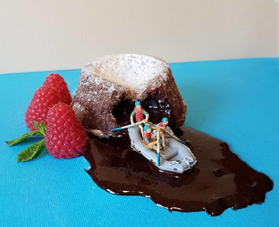 Десерты Маттео Стуччи