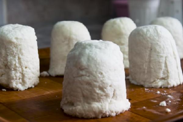 Сыр из ослиного молока
