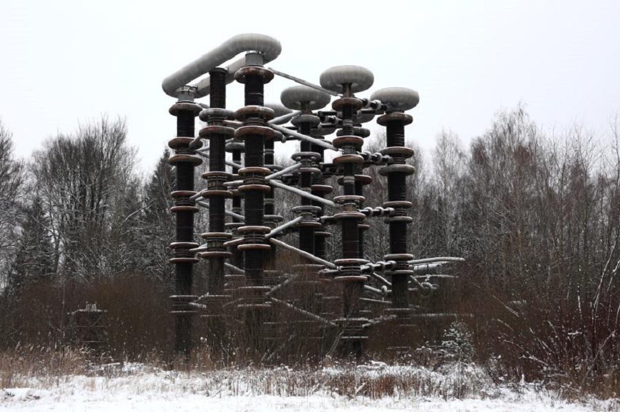 Оборудование для проведения научных исследований в Истре (Московская область).