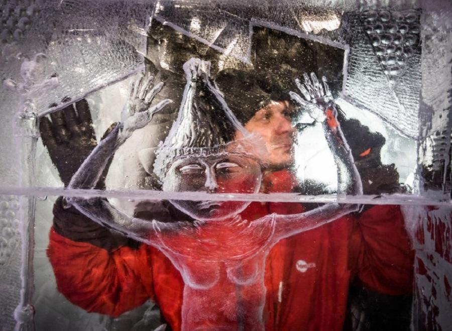 """Выставка """"Ледяной мир"""""""
