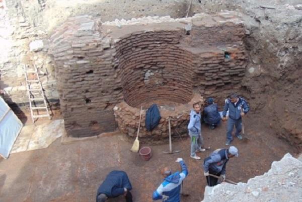 Раскопки в Пловдиве