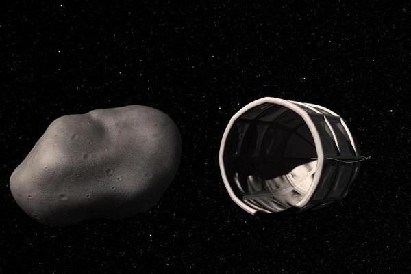 Полезные ископаемые будут добывать в космосе
