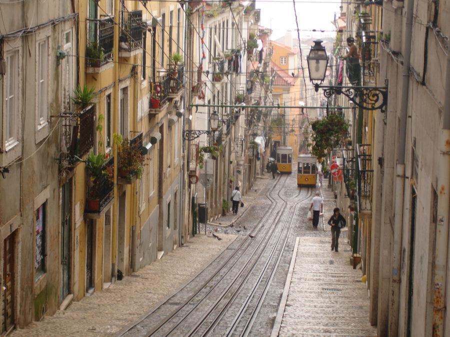 Португалия транспорт