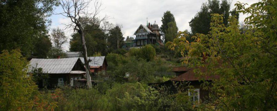 Деревня Луговое