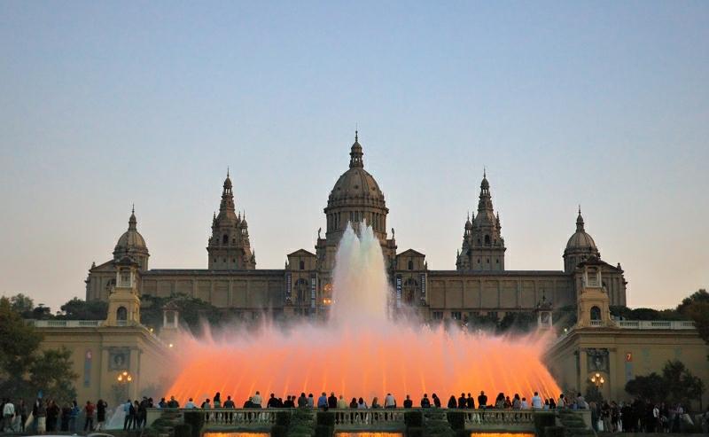 Открываем Барселону: экскурсия на холм Монтжуик