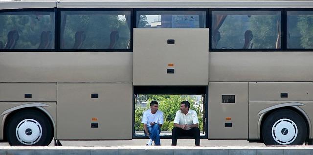Тур по Европе на автобусе
