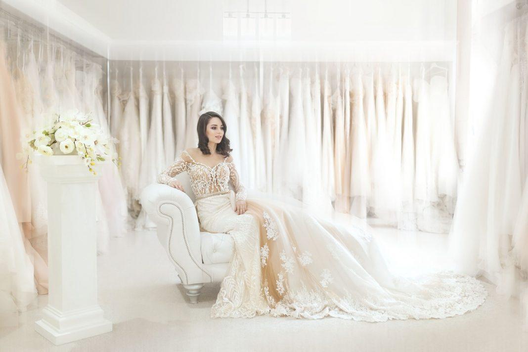 выставка свадебной моды