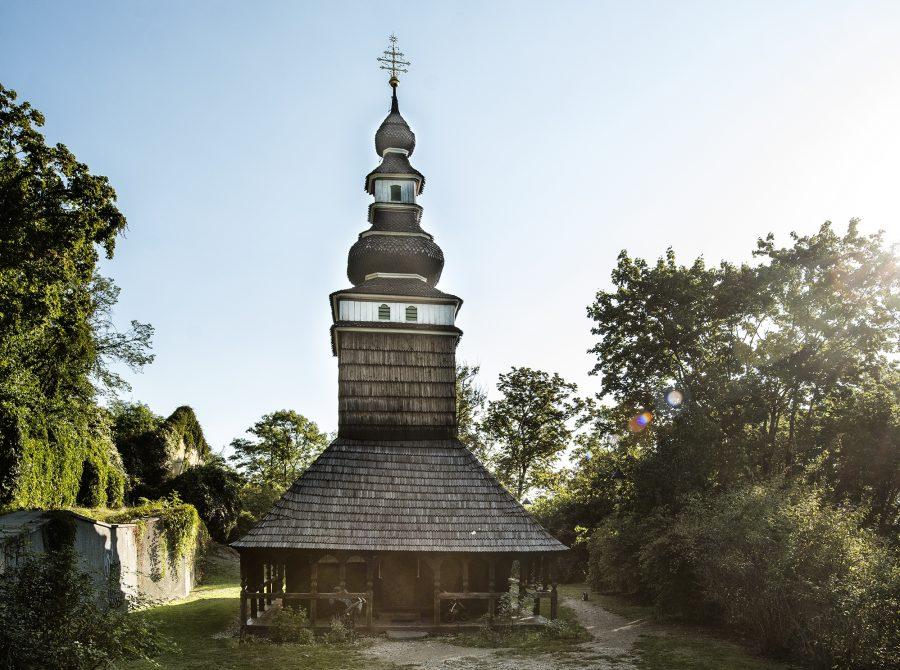 Храм Святого Архангела Михаила в Праге