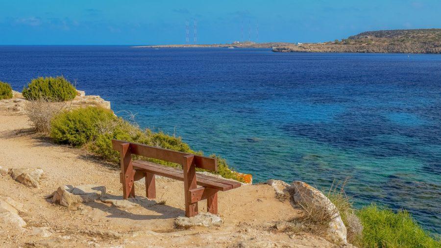 Кипр, смотровая площадка